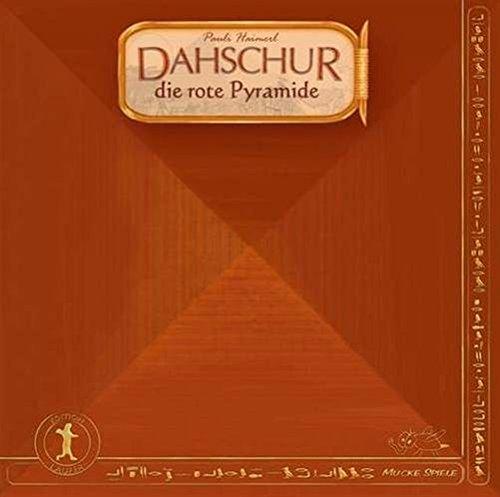 Mücke-Spiele 91-68 - Dahschur - Die Rote Pyramide
