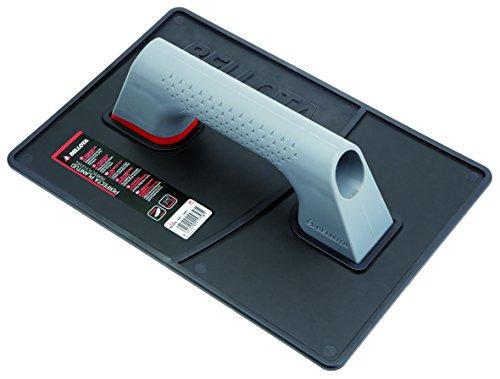 Bellota 5883 Talocha polipropileno rectangular base almenada, 275x185 mm