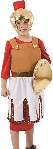 (Fancy Me Jungen Römisch General historisch Militär Uniform Job Beruf Welttag des buches-tage-woche TV Film Kostüm Kleid Outfit 4-12 Jahre - 8-10 years)