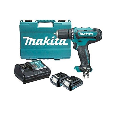 MAKITA Hp331Dwye 12V Cordless Hammer/Impact Driver Drill