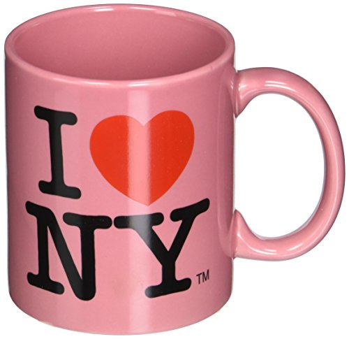 Love Ny New York, New York, Souvenir Kaffeetasse (I Heart New York Store)
