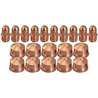 C1376 electrodo de plasma 1371 Consejo Cebora CP160 HP100, MP100 CB100 CB150 PR0034,20pcs