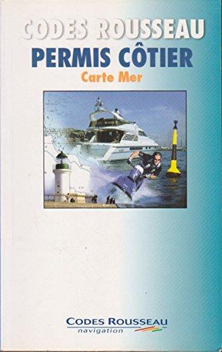 Code Rousseau Permis côtier Carte mer par collectif