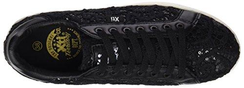 Xti 046833, Basses Femme Noir (Black)