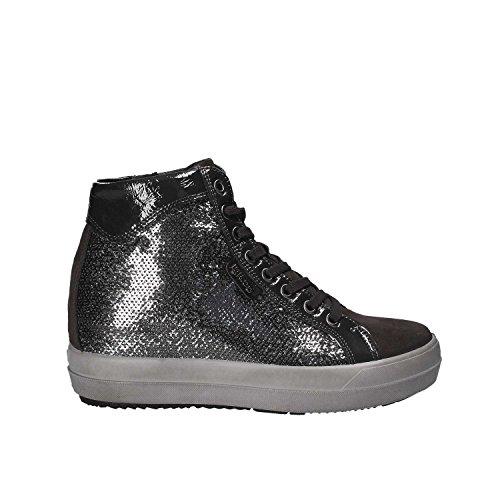 IGI&CO 8774 Sneakers Donna Grigio
