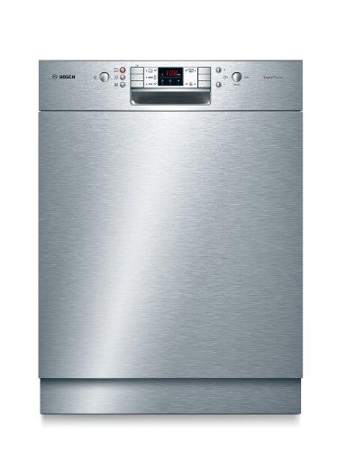 Bosch SMU58M75EU Lave-vaisselle 43 dB A++ Argent