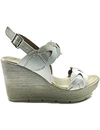 Sandali casual bianchi per donna Speedeve NOWCh