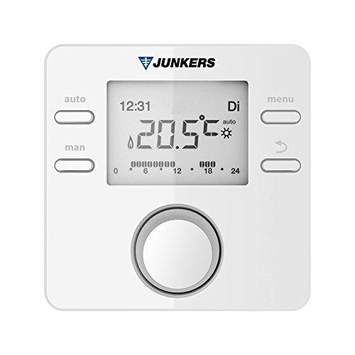 Preisvergleich Produktbild Junkers raumtemperaturgeführter Regler CR 100 für 1 Heizkreis