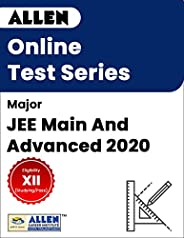 ALLEN-Major JEE Main And Advanced 2020 Online Test Series (Email Delivery in 24 Hours- No CD)