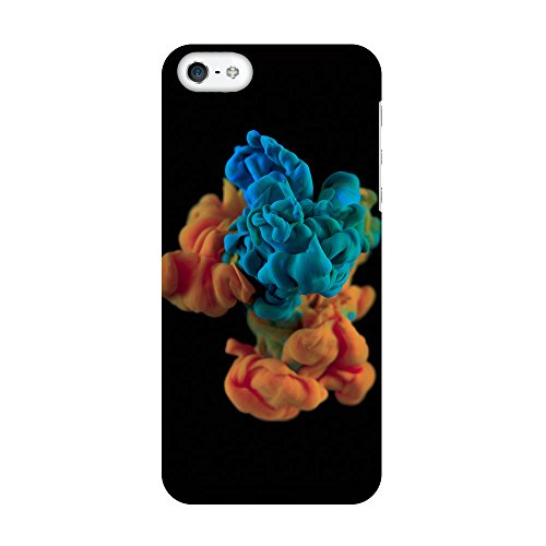 iPhone 5/5S Coque photo - Blackground VIII