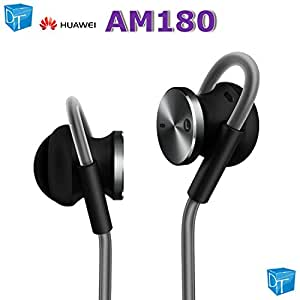 PANMARI originale casque Huawei AM180 UltimoPower ANC écouteurs (Réduction active du bruit) Charge Mate 7, P8, Honor 7, Honor 6 Plus