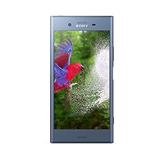 Sony Xperia XZ1 5.2 Inch HD Screen, Android 8.0 Oreo, UK SIM-Free Smartphone with 4Gb RAM and 32 GB Storage (Single SIM) - Moonlit Blue (B074VF7YNQ) | Amazon price tracker / tracking, Amazon price history charts, Amazon price watches, Amazon price drop alerts