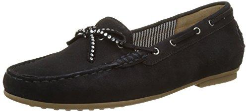 Gabor Shoes Damen Fashion Mokassin, Blau (Pazifik 16), 38 EU