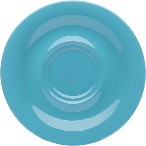 KAHLA Untertasse PRONTO COLORE, 16 cm petrol (H.Nr. 573516A72216C)