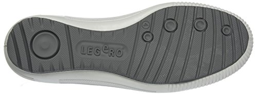 Legero Tanaro, Sneakers basses femme Grau (metall Kombi)