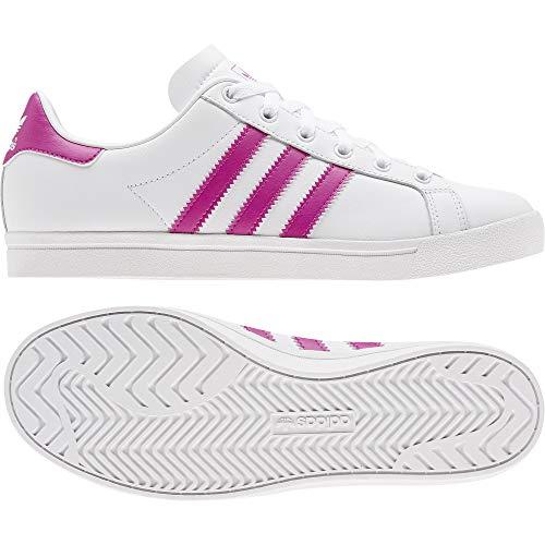 adidas Coast Star W Schuhe FTWR White/Vivid pink