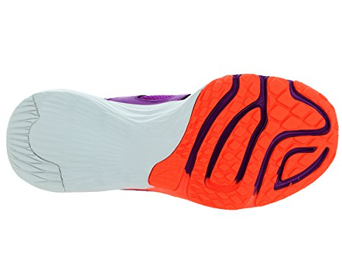 Nike Tri Fusion Run, Running Femme Vvd Purple/Blk/Hypr Orng/Wh