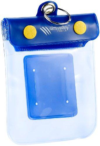 simvalley MOBILE Wasserfeste Tasche für GPS-Tracker