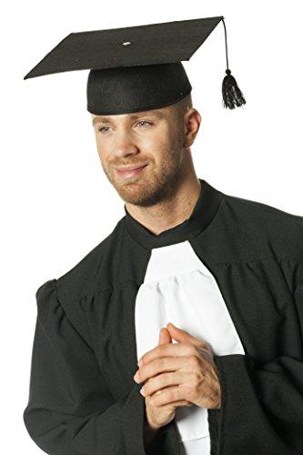(Jannes 9041 Hut Richter Student Absolvent Uni Einheitsgröße Schwarz)
