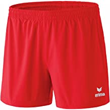 Erima Shorts Tight - Prenda, color rojo/blanco, talla DE: 40