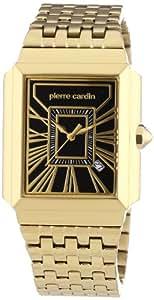 Pierre Cardin Herren-Armbanduhr Baron Analog Quarz PC104141F07
