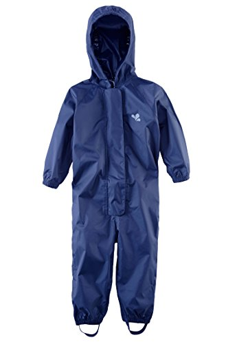 Muddy Puddles Childrens Waterproof Original All In One Suit (18-24 MTHS, Blue)