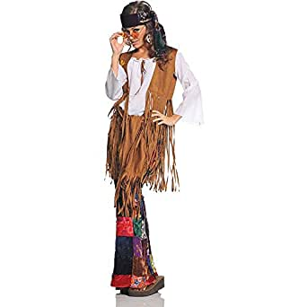 Dreamgirl 60s Peace Out Adult Costume