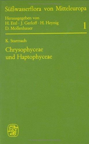 S??wasserflora von Mitteleuropa, Bd. 1: Chrysophyceae und Haptophyceae by Karol Starmach (April 01,1999)