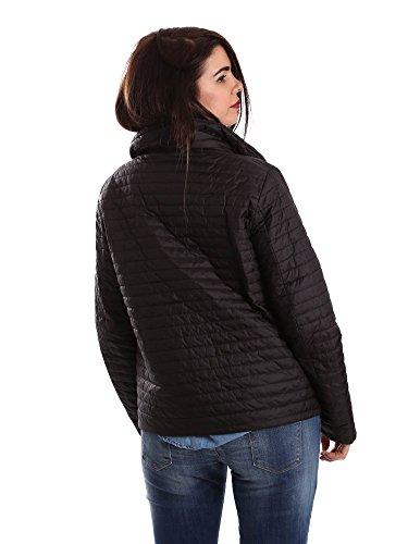 Geox Woman Jacket, Blouson Femme Noir