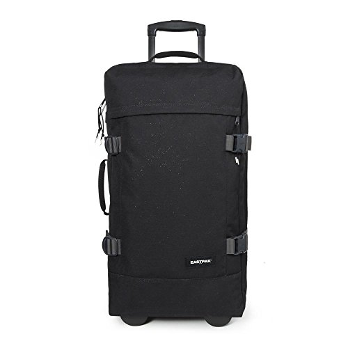 Eastpak Tranverz M Valise - 67 cm - 80 L - Pierced Black (Multicolore)