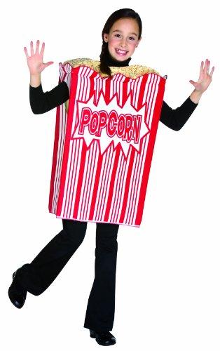 Rasta Imposta Kino-Popcorntüte, Kinder-Kostüm