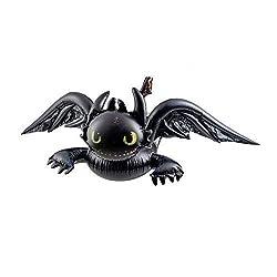 Lively Moments Wellenreiter Ohnezahn / Surfboard / Reittier / Badetier DreamWorks Dragons - Drachenzähmen Leicht Gemacht