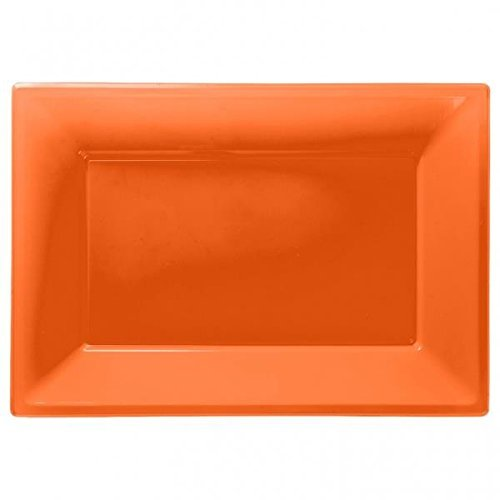 Missy Moo Candy Buffet Orange Plastik X 3 (Orange Buffet Candy)