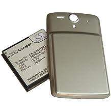 BATERÍA EXTENDIDA LI-ION 3600mAh apta para HUAWEI Ascend G300 U8815, sustituye a: HB5N1H incluye carcasa
