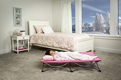 Regalo My Cot tragbares Bett für Kleinkinder, Pink (Mädchen Ds-system)