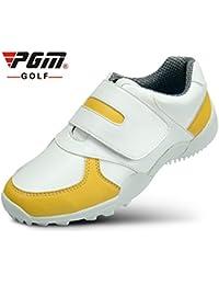 Crestgolf Zapatillas de golf antideslizantes duraderas, para deportes al aire libre, para correr,