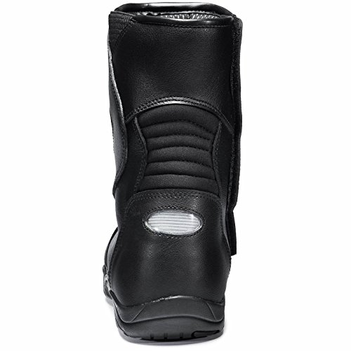 Agrius Delta Motorcycle Boots 43 Black (UK 9) - 4