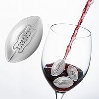 BIlinl Enfriadores de Vino de Acero Inoxidable Ice Cube Vino Tinto Whisky Stone Cooling Tool Summer