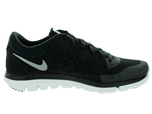 Nike 807176-015, Sneakers trail-running homme Noir
