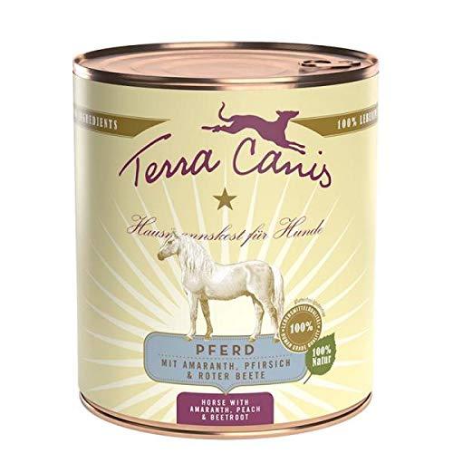Terra Canis, Classic, mangime Umido, Confezione da 6 (6X 800g)