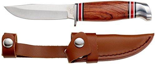 Linder Ranger M Fahrtenmesser Klingenlänge 9,1, Länge Gesamt 19,4 Gürtelmesser, 19.4 cm