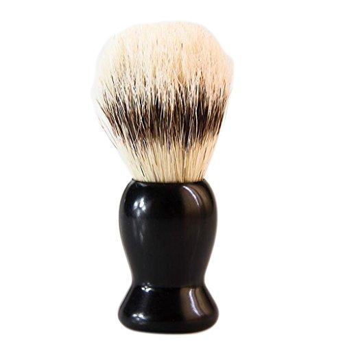 Art Und Weise Am Besten Reinen Borsten Bürste Und Kunststoffgriff Rasur Für Männer Rasieren