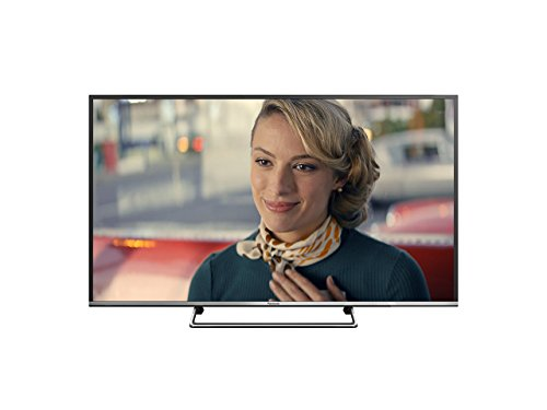 Panasonic TX-40DS500B 40-Inch 1080p Full HD Smart LED TV with Freeview HD (2016 Model) (Certified Refurbished)