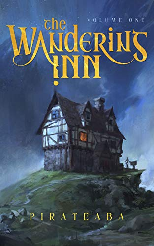 The Wandering Inn: Volume 1 (English Edition) 4-way Screen