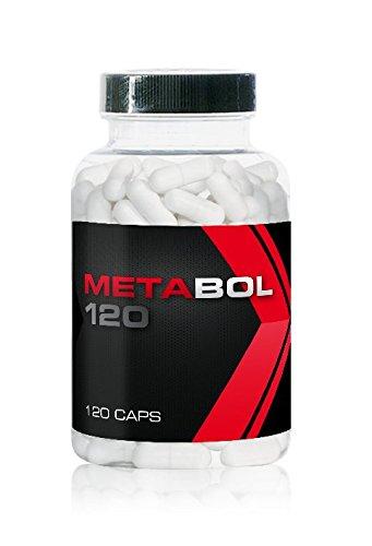 METABOL 120 - NEU - ORIGINAL - JETZT MIT 120 KAPSELN -...