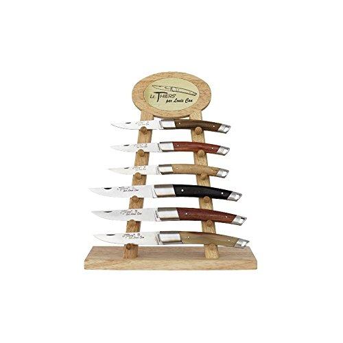 presentoir bois couteaux pr.thiers