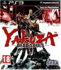Yakuza 5 Dead Souls PS-3 UK multi