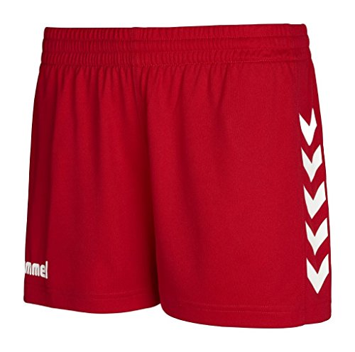 Hummel Core Womens Shorts - true red, Größe:M