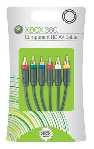 Gebraucht, Xbox 360 - Component HD-AV Kabel gebraucht kaufen  Wird an jeden Ort in Deutschland