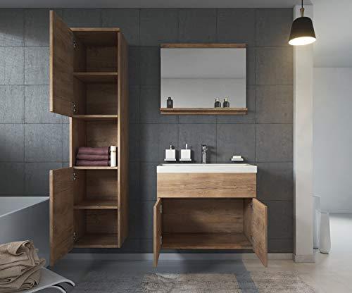 Badezimmer Badmöbel Set Montreal 60 cm Bild 2*